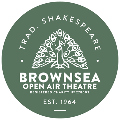Brownsea Open Air Theatre. Traditional Shakespeare.