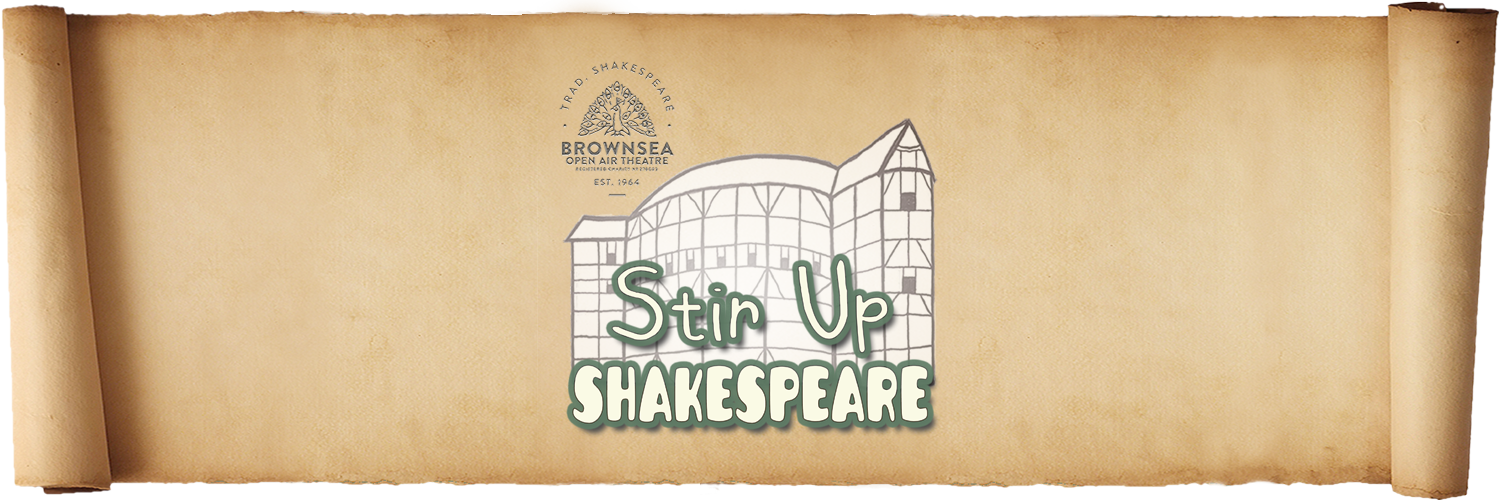 Stir Up Shakespeare